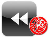 【サルでき公認アプリ】Rewinder リリース!