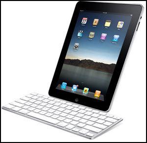 デカイiPod touch?iPad登場