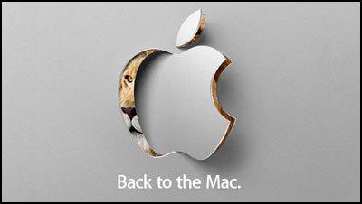 「Back to the Mac.」イベントまとめ