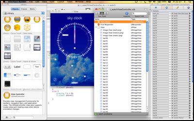 【サルでき公認アプリ】Sky Clock リリース!