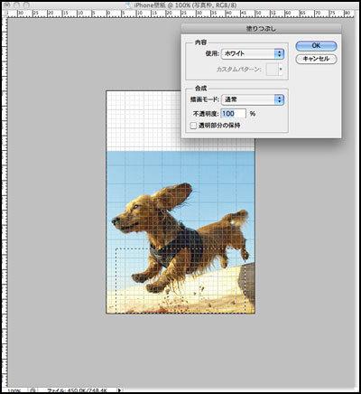 Photoshop入門その3:画像を編集しよう(前編)