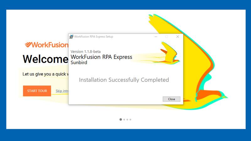 無料のRPAツール!WorkFusion『RPA Express』導入記#1   PC