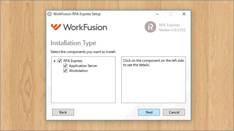 無料のRPAツール!WorkFusion『RPA Express』導入記#2 5   PC